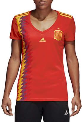 adidas Spain Home Replica Jersey