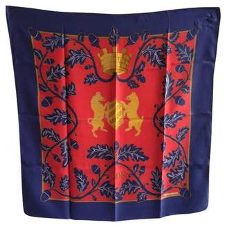 "Hermes ""Ios"""" Square Scarf"""