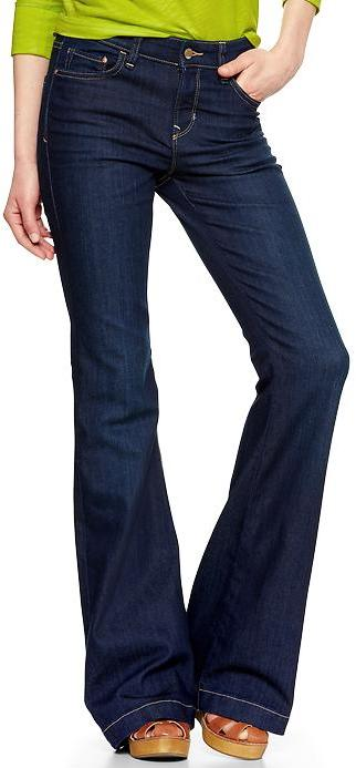 1969 Mid-Rise Flare Jeans