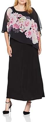 Evans Women's Placement Overlay Dress