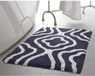 Jean Pierre Giri 2 Piece Plush Bath Mat Set