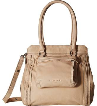Liebeskind Berlin Malavi Front Pocket Shoulder Bag Shoulder Handbags