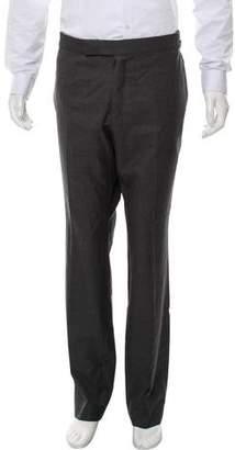 Tom Ford Flat Front Dress Pants