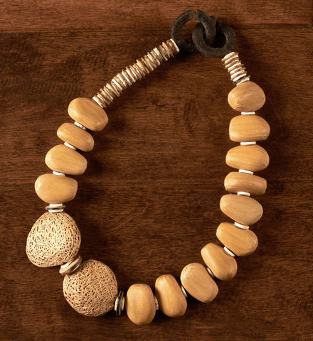 Gaiam Heart of Africa Necklace