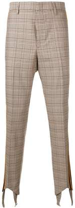 Stella McCartney tailored side stripe trousers