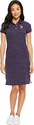 U.S. Polo Assn. Women's Polo Dress