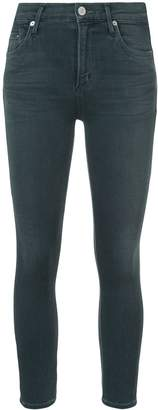 Citizens of Humanity skinny cropped jeans