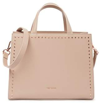 c5b3718a3 Ted Baker Stephh Micro Studded Leather Shoulder Bag