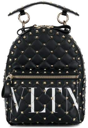 Valentino Rockstud small backpack