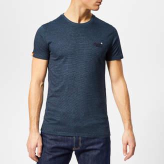 Superdry Men's Orange Label Vintage Embossed T-Shirt