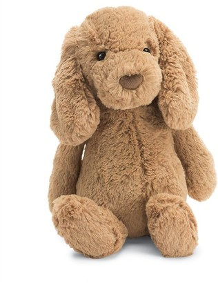 Jellycat Bashful Puppy Toffee, Medium