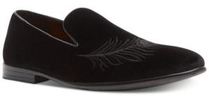 Tallia Men's Teodoro Feather Smoking Slippers Men's Shoes