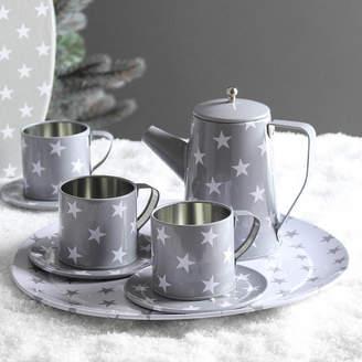 Marquis & Dawe Grey Stars Tea Set