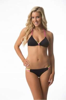 Beach Joy Splash-Of-Color Bikini