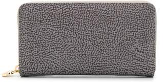 Borbonese animal print wallet