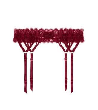 Pleasure State Pleasure-State D'Arcy Delatour Suspender Belt