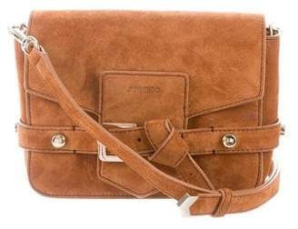 Jimmy Choo Lexie Suede Crossbody Bag