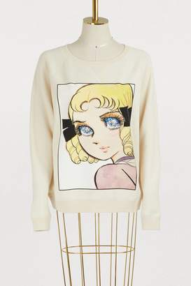 Gucci Manga Girl sweatshirt