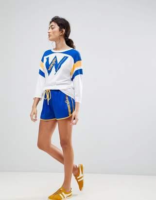 Wrangler Retro Sports Shorts