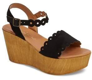 Matisse Chrysler Platform Wedge Sandal