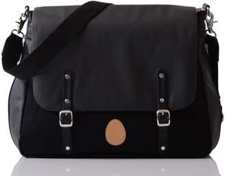 PacaPod Prescott Coated Canvas Diaper Bag