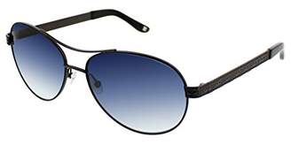 BCBGMAXAZRIA Women's Influence Aviator Sunglasses