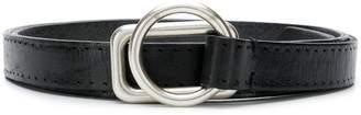Golden Goose adjustable buckle belt