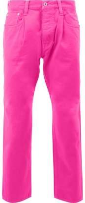 Comme des Garcons straight trousers