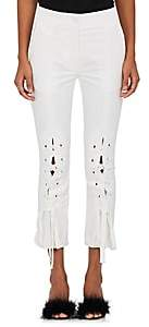 MANNING CARTELL Women's Ring Leaders Cotton-Blend Crop Pants - White