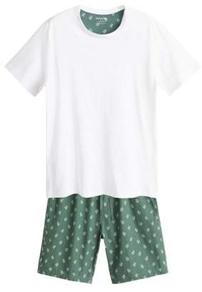 Mango Man MANGO MAN Cotton pyjama pack