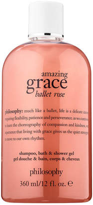 philosophy Amazing Grace Ballet Rose Shower Gel