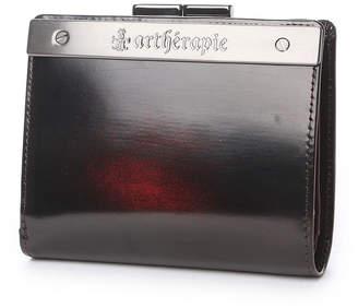 Artherapie (アルセラピィ) - アルセラピィ artherapie ATメタルプレートアドバン 二つ折りがま口財布