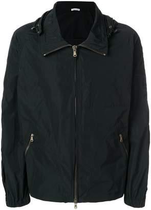 Tomas Maier sporty nylon jacket