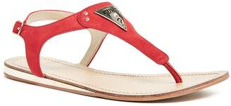 Factory Guess Women's Carmela T-Strap Sandals