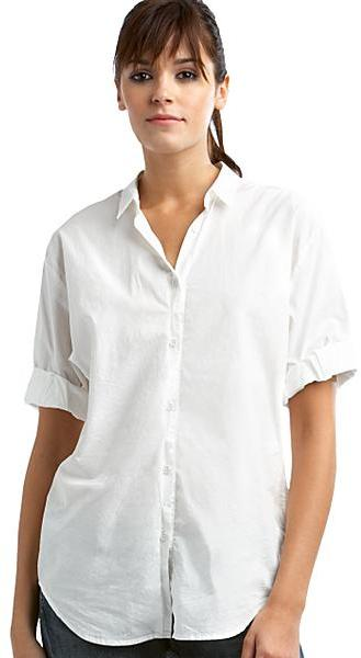 Acne Jeans Brassy Button-Down Shirt