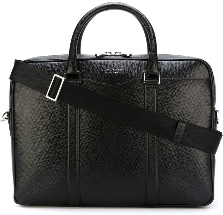 Hugo BossBoss Hugo Boss 'Signature NS Zip' briefcase