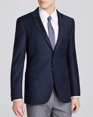 BOSS HUGO BOSS James Basic Regular Fit Sport Coat $495 thestylecure.com