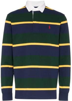 Polo Ralph Lauren rugby stripe polo shirt