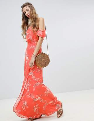 Flynn Skye Floral Bella Maxi Dress