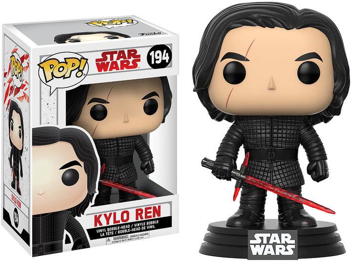 Kylo Ren Pop! Vinyl Bobble-Head Figure by Funko - Star Wars: The Last Jedi