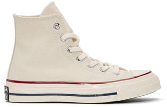 313780846dd Converse Off-White Chuck 70 High Sneakers
