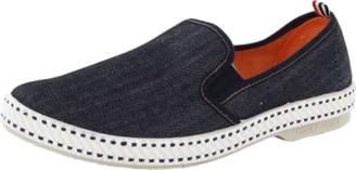 Rivieras Jean Dark Blue Shoe