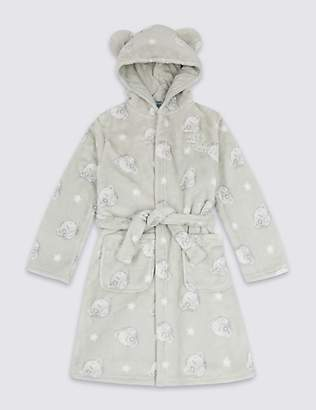 Tatty Teddy Hooded Dressing Gown with Belt (2-16 Years)