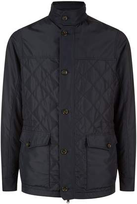 Pal Zileri Quilted Field Jacket