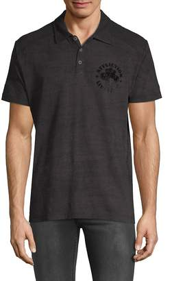 Affliction Men's Royale Cotton Polo