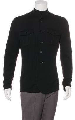 John Varvatos Wool-Blend Field Jacket