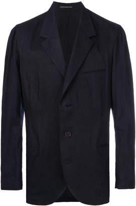 Yohji Yamamoto classic blazer
