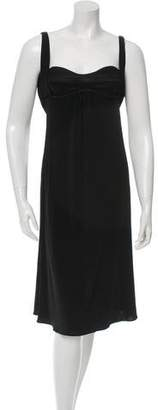 Just Cavalli Sleeveless A-Line Dress w/ Tags