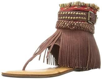 Naughty Monkey Women's Amiga Dress Sandal