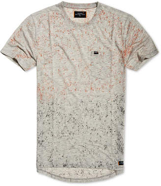 Superdry Men's Tropics Paint-Splatter T-Shirt